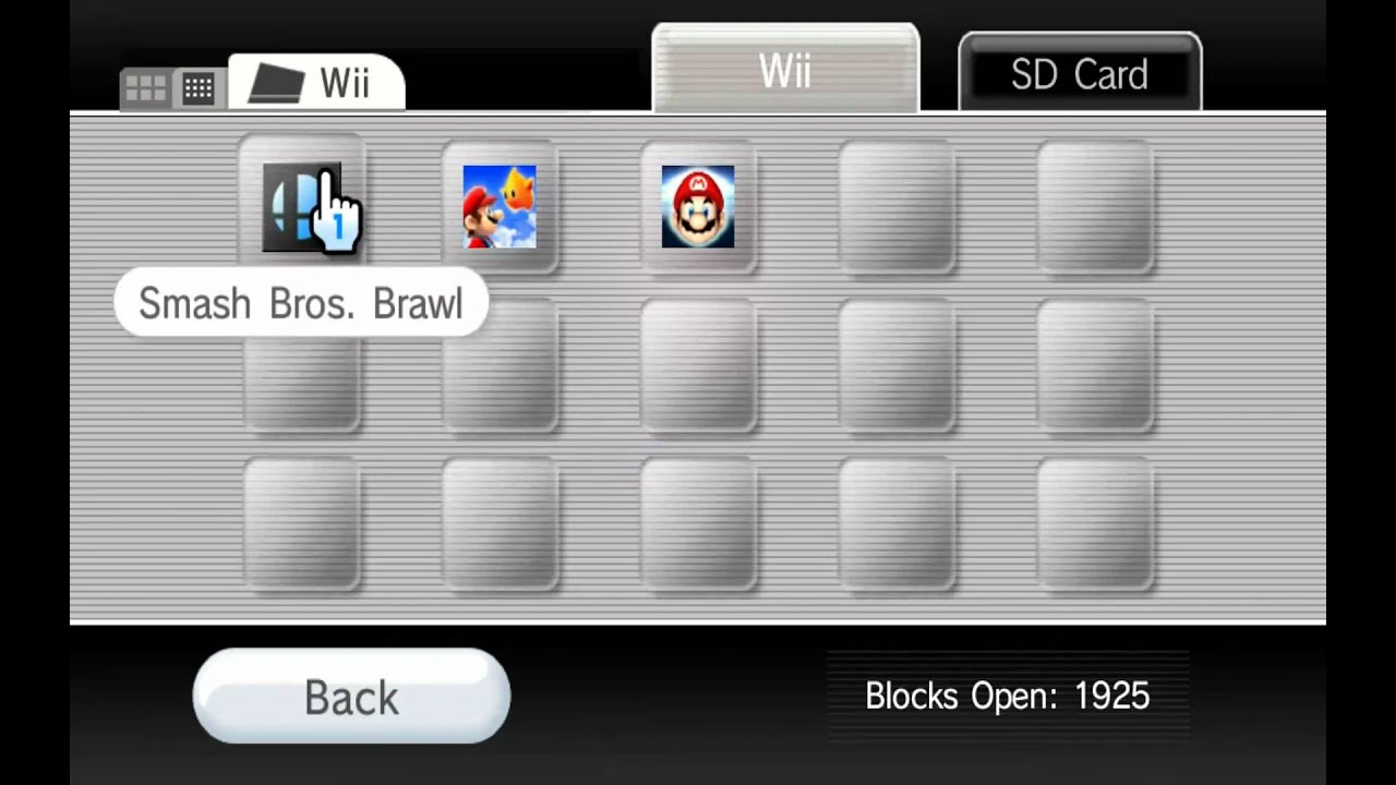 Wii System Menu 2 0u On Dolphin Svn 6194  1080p