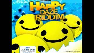 Happy Daze Riddim Instrumental - June 2012