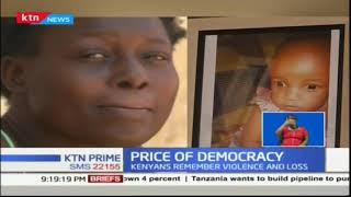 The price of democracy: Kenyans remember violence, loss