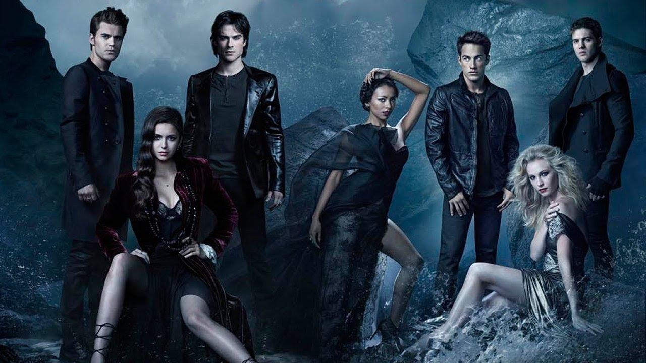 Download Top Five Vampire Serial