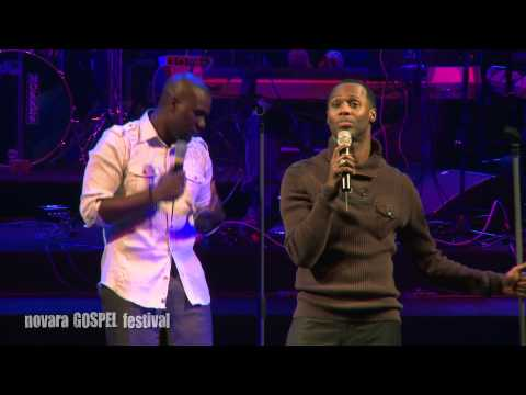 Micah Stampley How Great You Are live @ Novara Gospel Festival 2012