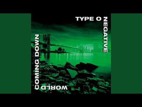 type o negative everyone i love is dead