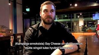 SYÖ! Turku: Lone Star ja vieno puuhiiligrillin tuoksu