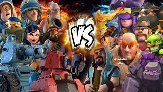 Boom Beach Vs Clash Of Clans - The Debate!