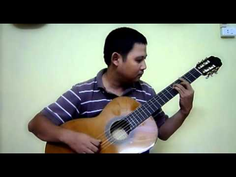 Now and forever (Cover) - Lê Hùng Phong - Guitar Solo