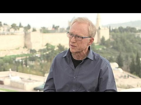 """İsrailli yazar David Grossman: """"Tel Aviv varlığını 'korku' politikasıyla sürdürüyor"""""""