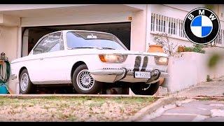 BMW 2000 CS, de vuelta a casa