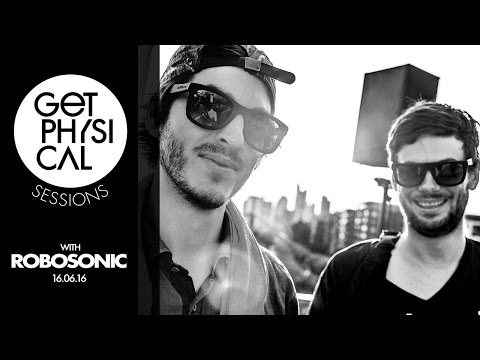 Get Physical Sessions Episode 65 with Robosonic
