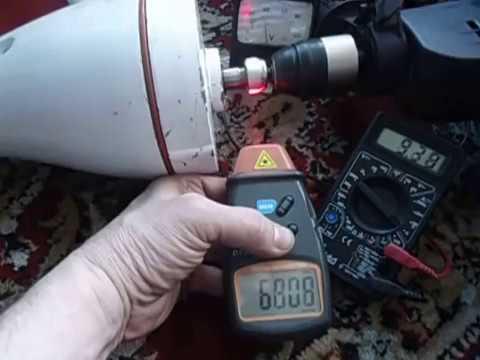 Ветрогенератор из Китая - YouTube