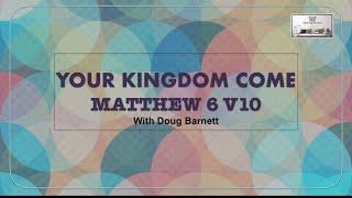 Evening Service 8th July | Doug Barnett