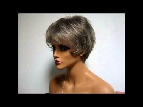 Vibrant By Raquel Welch Wigs Color Gradient Smoke Youtube