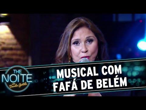 The Noite (14/03/16) - Fafá De Belém Canta No The Noite