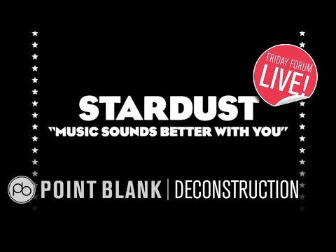 Stardust  Music Sounds Better With You Ableton Push 2 Deconstruction