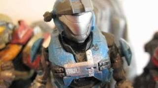 Halo Reach Statue Review