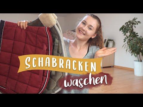 SCHABRACKEN WASCHEN | Waschmaschine vs. Handwäsche | Pilsali