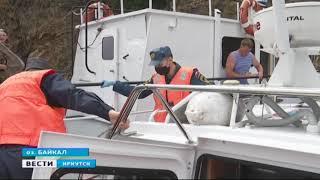 Нарушений на воде стало меньше  Сотрудники ГИМС вышли в очередной рейд на Байкале