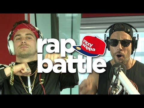 Ex-Bachelors Sam Wood & Matty J rap battle!!!!