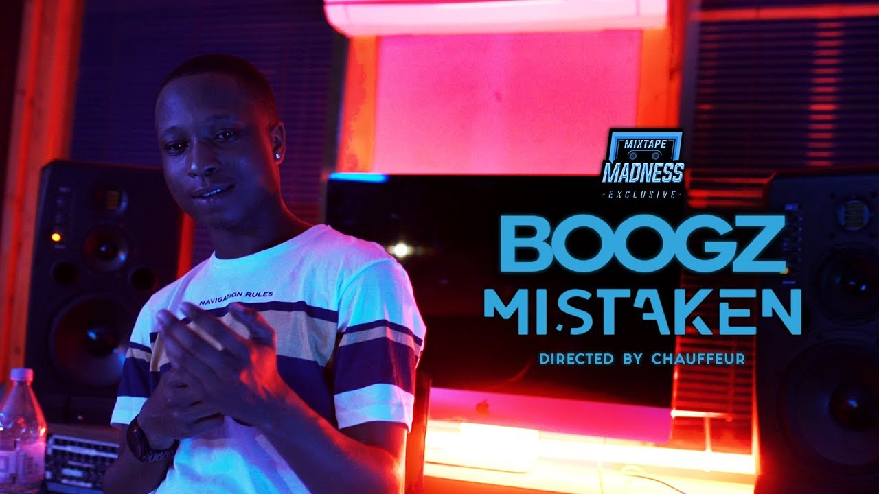 Boogz - Mistaken (Music Video) | @MixtapeMadness