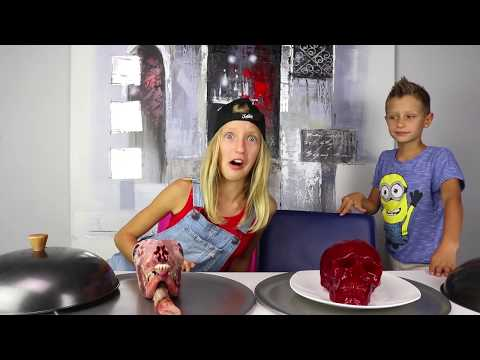 Thumbnail: GUMMY vs REAL FOOD 6!!!! Extreme!!!!
