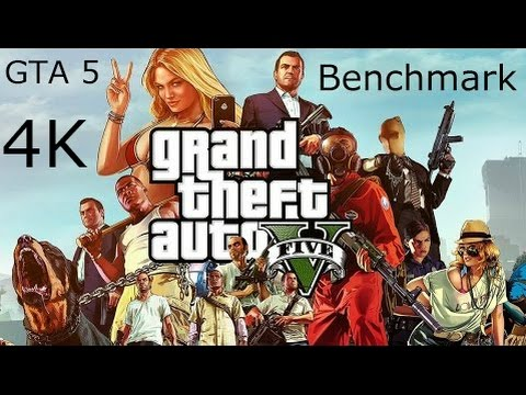 Gtx 960 4GB GTA 5 Performans 4K (Performance)