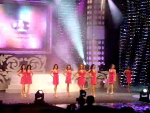 Nuestra Belleza Tamaulipas 2009 opening