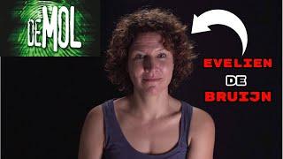 even voorstellen Evelien de Bruijn wie is de mol 2019 (WIDM)