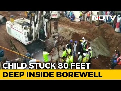 Trapped In Borewell For 60 Hours, 2-Year-Old Tamil Nadu Boy Faints