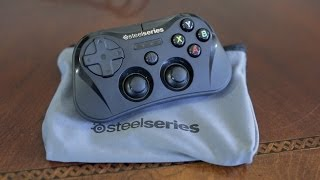 iOS 7 Gaming? SteelSeries Stratus: Wireless Gaming Controller (Review)