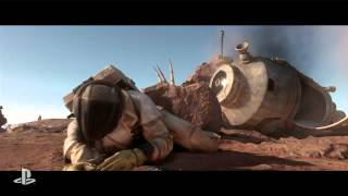PlayStation E3 2015 Moment: STAR WARS BATTLEFRONT| PS4