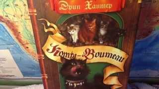 Мои книги Коты-Воители ( 1 Цикл)