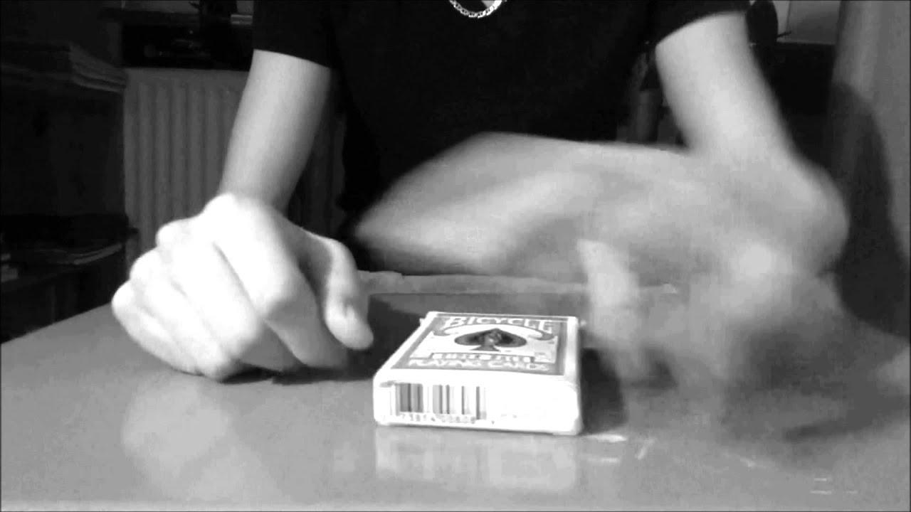 tour de magie black and white