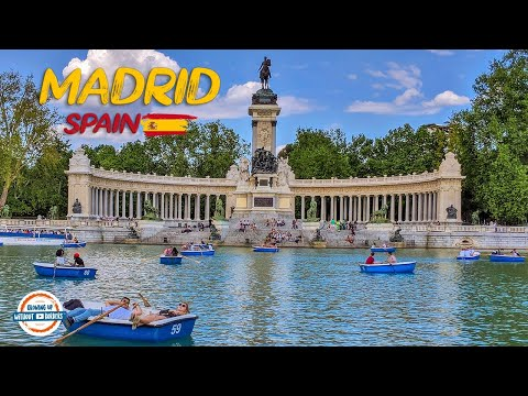 Madrid Spain - City Guide And Must See Attractions   90+ Countries With 3 Kids