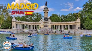 Madrid Spain - City Guide and Must See Attractions | 90+ Countries With 3 Kids