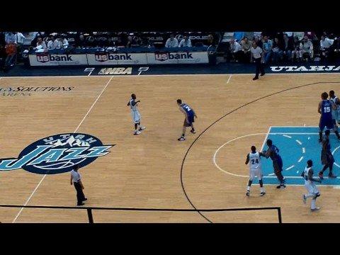 Energy Solution Arena - Utah Jazz