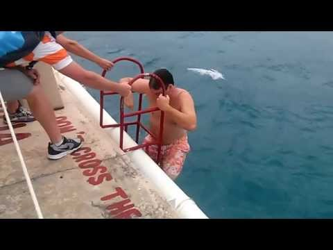 CARNIVAL CRUISE GUY GET ARRESTED IN COZUMEL MEXICO!!!!