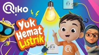 Yuk Hemat Listrik - Riko The Series - Episode 21