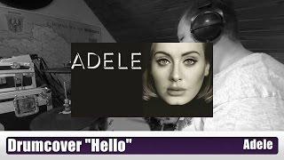 Adele - Hello [Drum Cover] #6