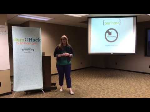 Des Moines Charity Hack 2017 Opening Presentation