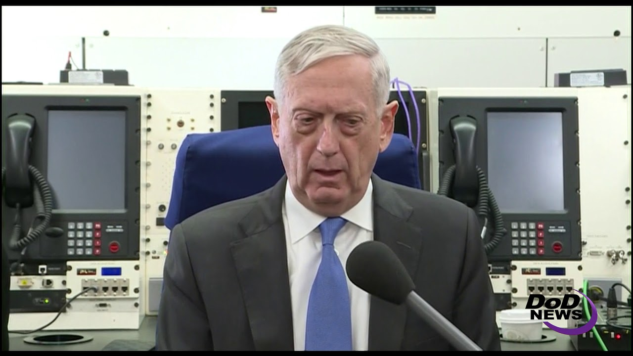 Mattis: Defeat ISIS Fight is Not Over