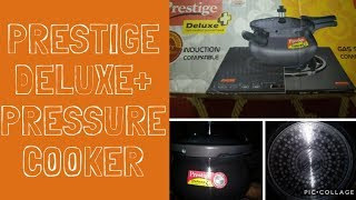 Prestige Deluxe+  Pressure Cooker (Handi Model) [3.3 Litre] Review | MY Cooker Shopping Cart review