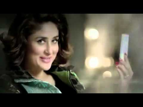 Q Mobile Advertisement starring Kareena [2nd Teaser]