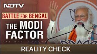Will The Modi Blitzkrieg Sway Bengal? | Reality Check