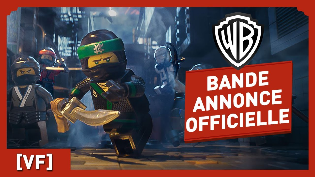 lego ninjago le film bande annonce officielle vf youtube. Black Bedroom Furniture Sets. Home Design Ideas