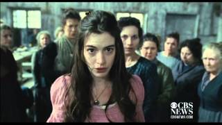 "Hugh Jackman, Anne Hathaway on ""Les Miserables"""