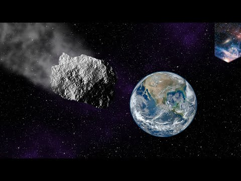 Asteroid flyby 2017: Space rock to fly past Earth on October 12 - TomoNews