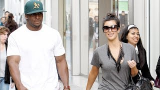 Kim Kardashian And Reggie Bush Bump Into Steven Seagal While Shopping [2009]