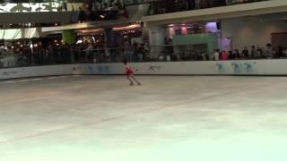 rachel yu hoi tik 2014 hk figure skating championships fs