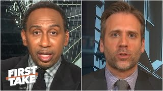First Take recaps the response to George Floyd's death and protests