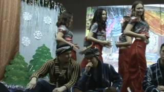 Мюзикл ''Новые приключения Алладина'' (часть 1)