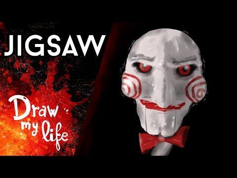 La SÁDICA HISTORIA de SAW (JIGSAW) - Creepy Draw